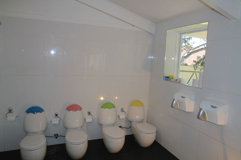 Preschool Bathroom
